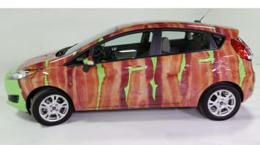 Ford Fiesta Bacon profile
