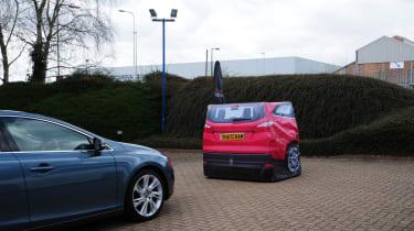 Autonomous emergency braking goes under the spotlight.