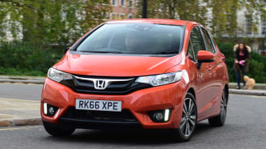 Honda Jazz long-term first report - front cornering