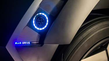 Hyundai Vision T - charging port