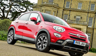 Used Fiat 500X - front