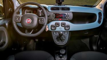 Fiat Panda Mild Hybrid - dash
