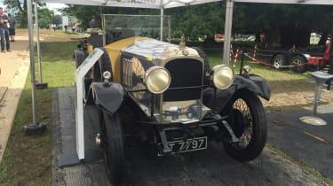 Goodwood 2016 - coachbuilt car