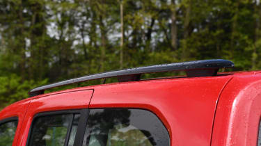 Citroen Berlingo XL Flair long termer - roof rail