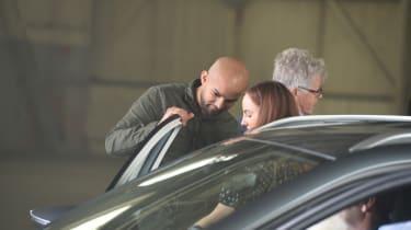 Readers report on SEAT's new Arona (sponsored) - drivers door
