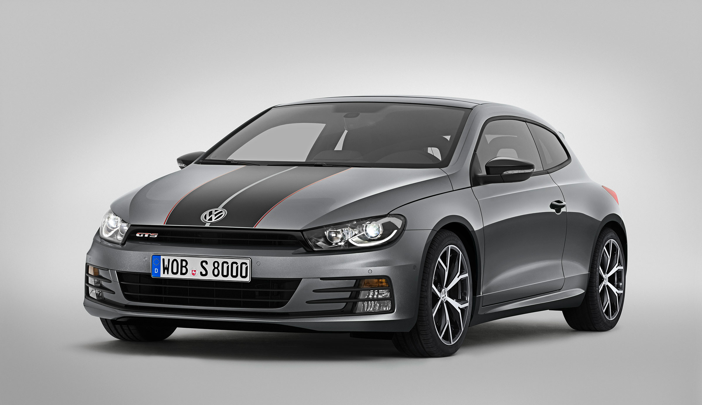 New Volkswagen Scirocco Gts Revealed Auto Express