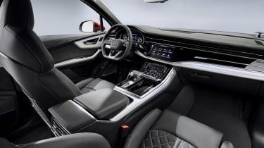 Audi Q7 - dash
