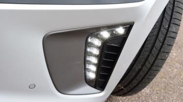 Hyundai Ioniq - light detail