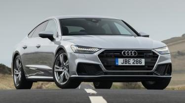 Audi A7 Sportback - front