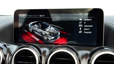 Mercedes-AMG GT R Roadster - infotainment