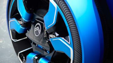 Citroen 19_19 Concept - wheel