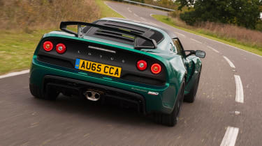 Lotus Exige Sport 350 - rear