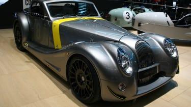 Morgan Aero GT - front