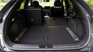 Kia Proceed GT - boot seats down
