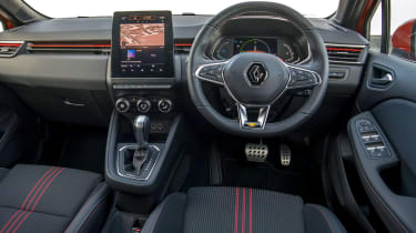 Renault Clio - dash