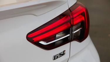 Vauxhall Insignia GSi - brake light