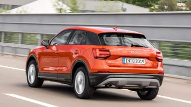 Audi Q2 - rear