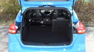 Ford Focus RS group - boot