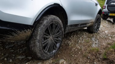 Green Laning  - Land Rover Discovery off-road