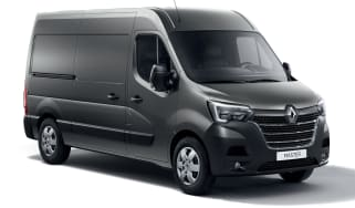 Renault Master - front static