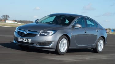 Vauxhall Insignia - front