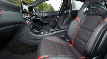 Mercedes-AMG A45 - front seats