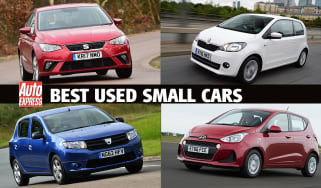 Best used small cars