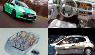 Renault Clio technology innovations