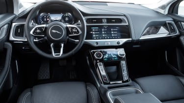 Jaguar I-Pace - cabin