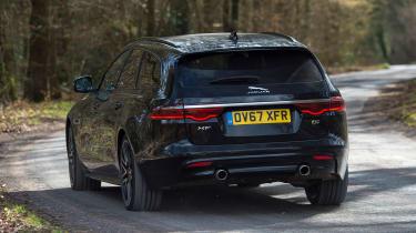 Jaguar XF Sportbrake 3.0 diesel S - rear