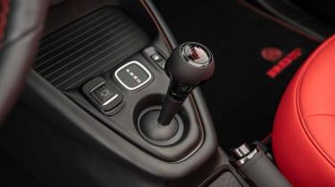 Brabus 92R - interior detail