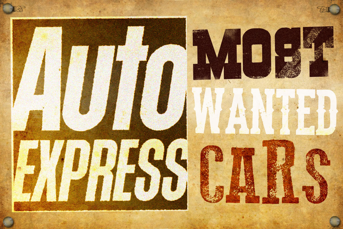 most wanted cars 2014