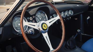 Ferrari 250 GT LWB California Spider Competizione - steering wheel