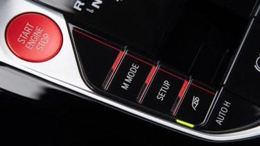 BMW X4 M - interior detail