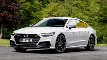 New Audi S7 Sportback - front static