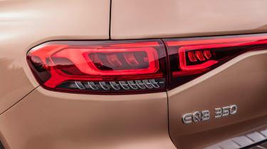 Mercedes EQB - rear light