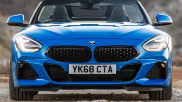 BMW Z4 - front static