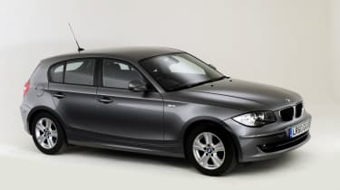 Used BMW 1 Series Mk1 - front