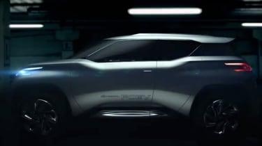Nissan TeRRA SUV video