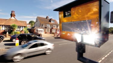 Worst speeders in England and Wales revealed