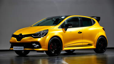 Renault Clio RenaultSport R.S.16 official - reveal front