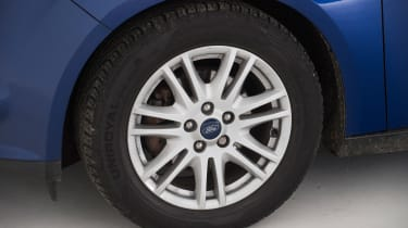 Used Mk3 Ford Focus - wheel