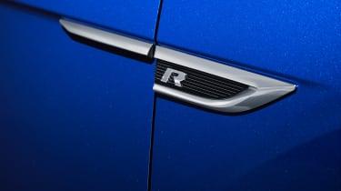 Volkswagen T-Roc R - side detail studio