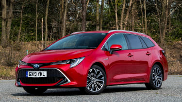 Toyota Corolla Touring Sports - front static