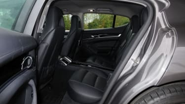 Used Porsche Panamera - rear seats