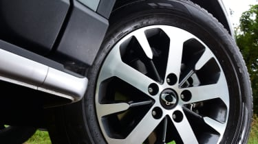 SsangYong Rexton 2021 facelift - wheel