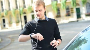 Driver Emotion Test - senses