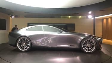Mazda Vision Coupe concept - side