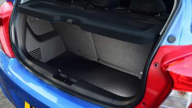 Vauxhall Viva - boot