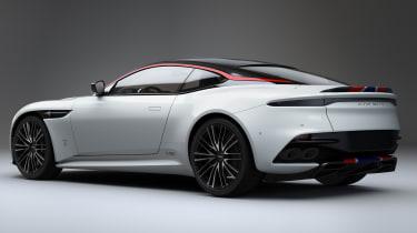 Aston Martin DBS Superleggera Concord - rear 3/4 static
